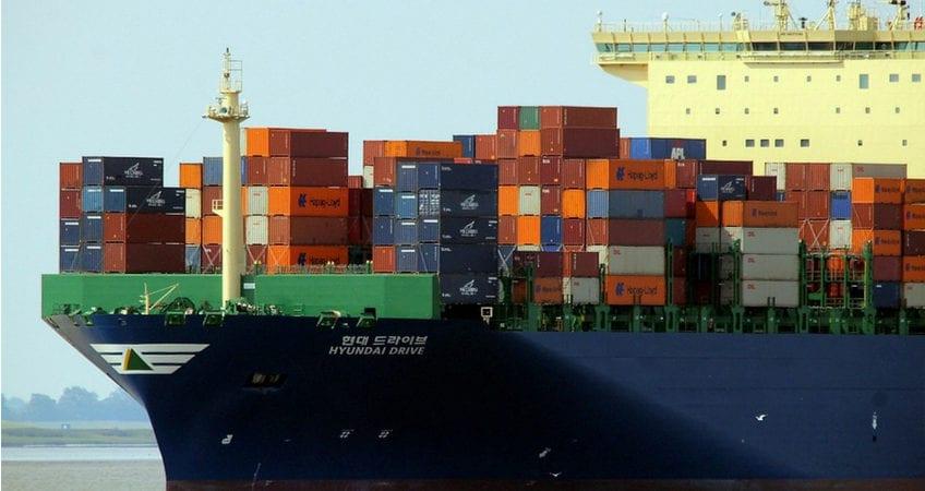 ما هي أنواع الحاويات البحرية للنقل واستخداماتها
