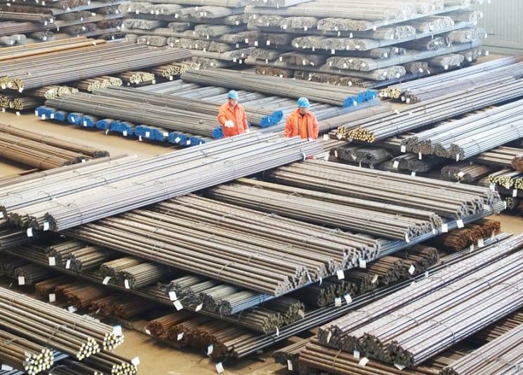مراحل إنتاج الحديد وتجارة الحديد الخام