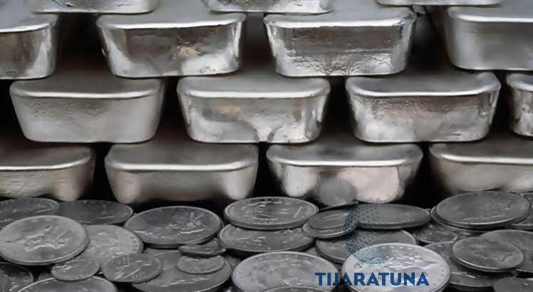 تجارة الفضة وخصائص الفضة