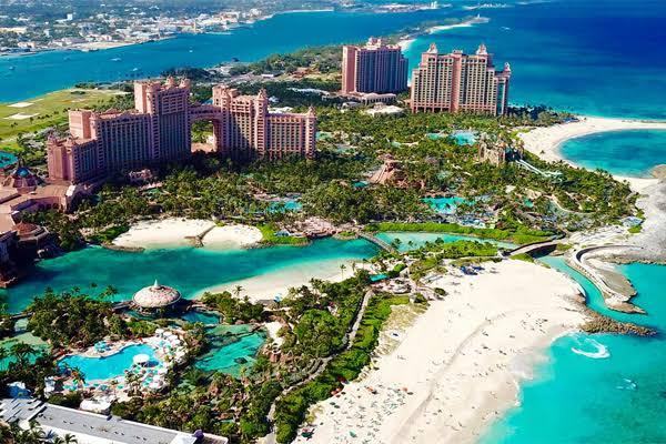 حوافز إنشاء شركة جديدة في جزر الباهاما