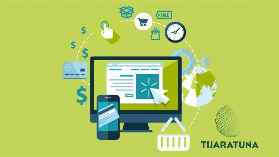 التجارة الإكترونية – مفهومها وأنماطها