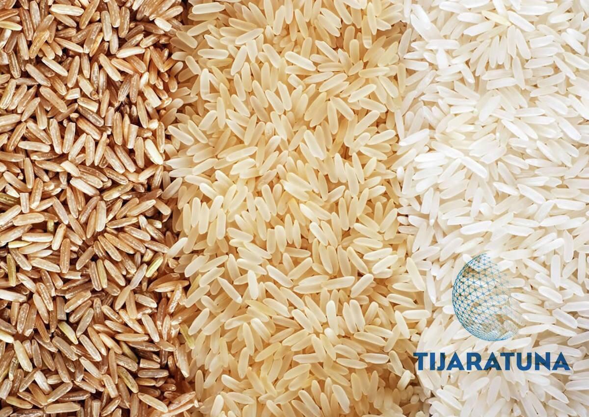 تجارة الأرز الدولية