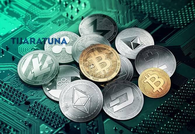 ما الفرق بين العملات الرقمية و المشفرة