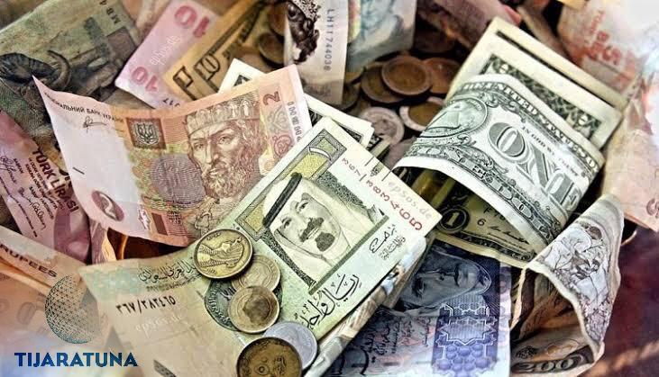 كيف يتم تداول العملات الأجنبية في الاسواق