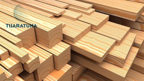 تجارة الخشب واستخداماته