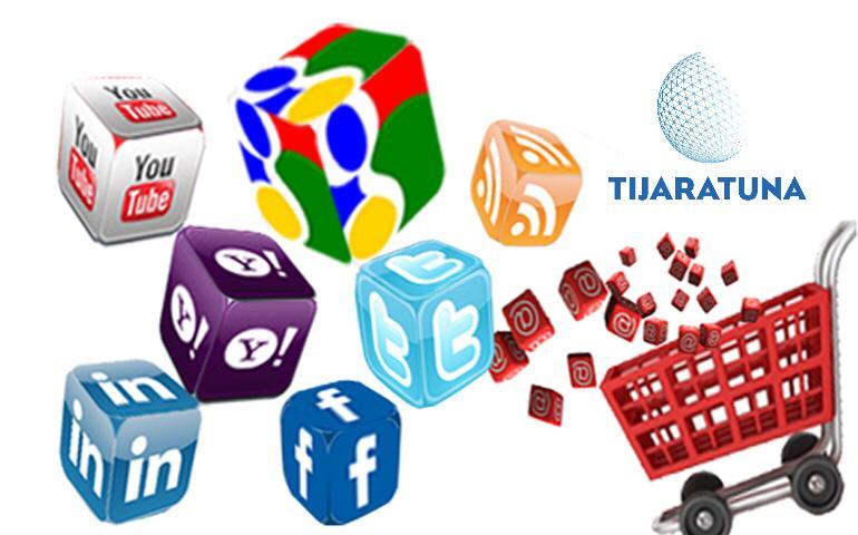 ما دور وسائل التواصل الاجتماعي في التجارة