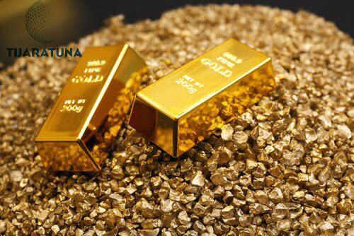 ما هي خطوات تكرير الذهب؟