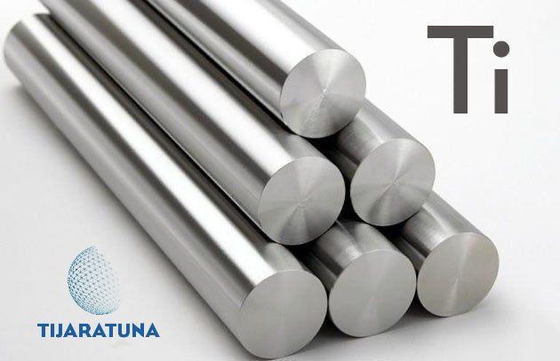 معدن التيتانيوم وخصائصه