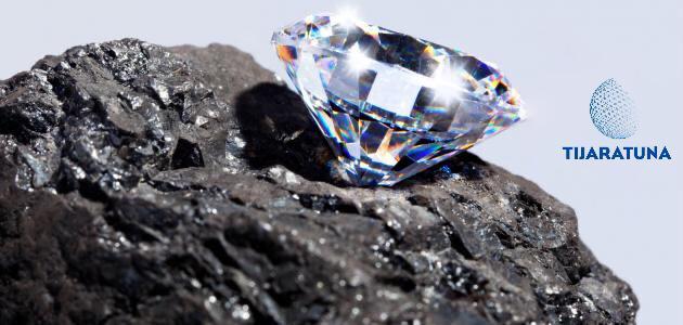 تجارة الماس الحساسة
