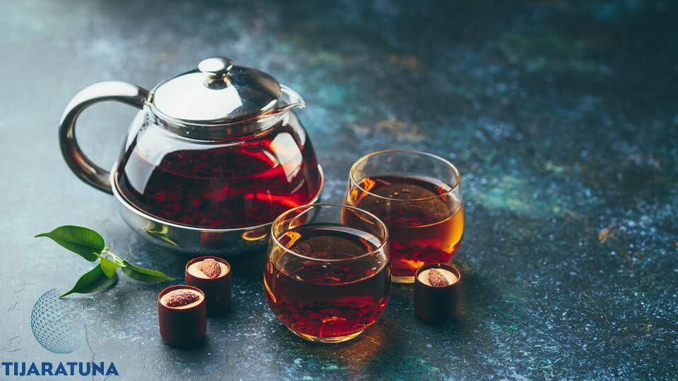 تجارة الشاي وكيف تبداء الأسيراد