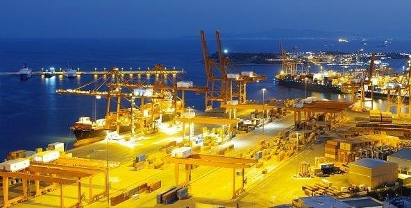 الموانئ التجارية المهمة في تونس
