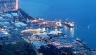 الموانئ التجارية في جزيرة قبرص