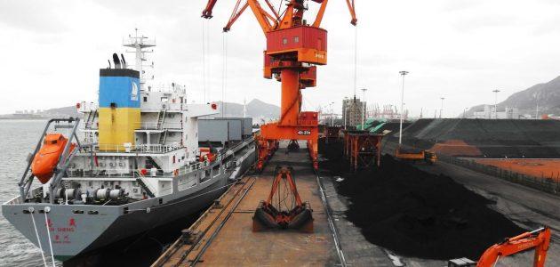 قواعد استيراد الفحم الحجري