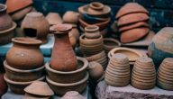 Pottery industry in Saudi Arabia  how pottery is made