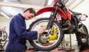 كيف ابدأ مشروع محل تصليح دراجات