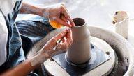 حرفة صناعة الفخار في مصر القديمة