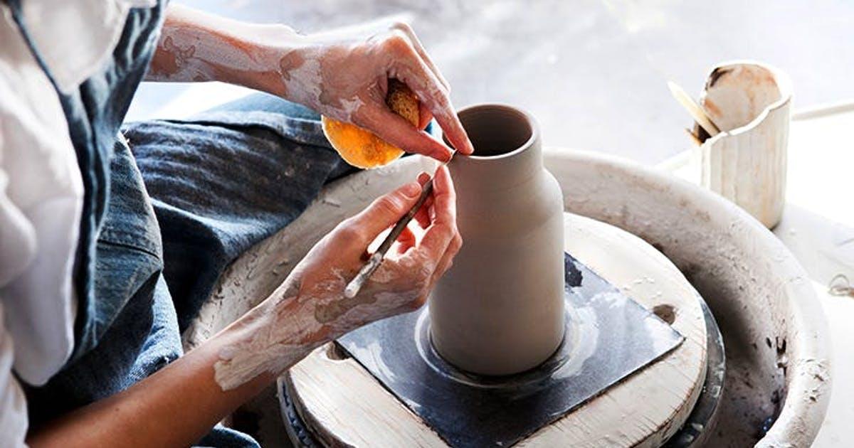حرفة صناعة الفخار في مصر القديمة تجارتنا