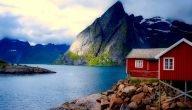 الموانئ التجارية في النرويج
