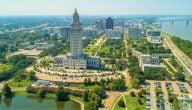 ما هي واردات ولاية لويزيانا