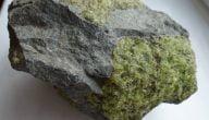 ما هي خصائص معدن الأوليفين