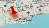 ما هي صادرات ولاية لويزيانا