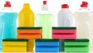 ما هي المواد المستخدمة في صناعة سائل الجلي