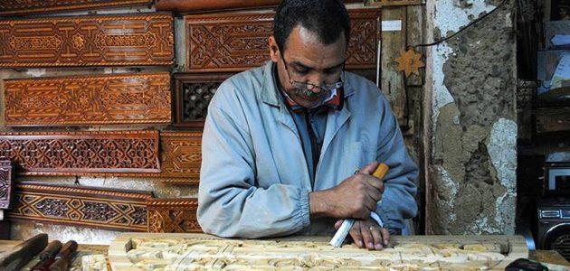 ما هي صناعة اليدوية في مصر