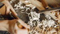 مشروع نشارة الخشب في الكويت