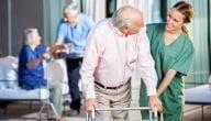 مشروع رعاية المسنين في السويد