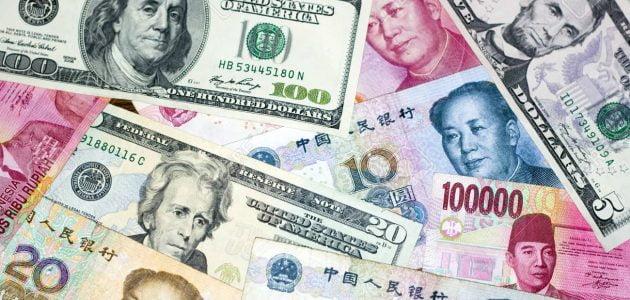 اختصار العملات  رموز العملات العالمية