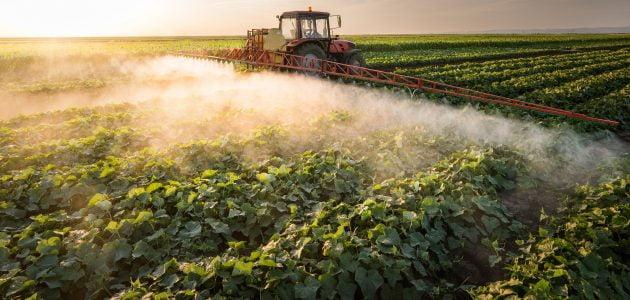 مشروع محل مبيدات زراعية في الكويت