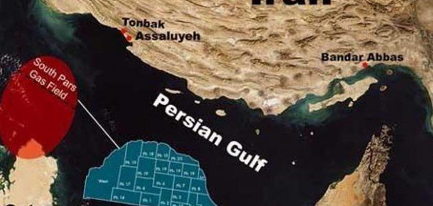 اين تقع حقول الغاز الطبيعي في قطر