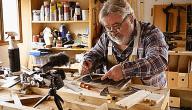 مشروع ورشة نجارة من المنزل في السويد