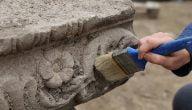 مشروع ترميم التحف القديمة