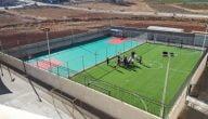 مشروع ملعب كرة قدم خماسي في الكويت