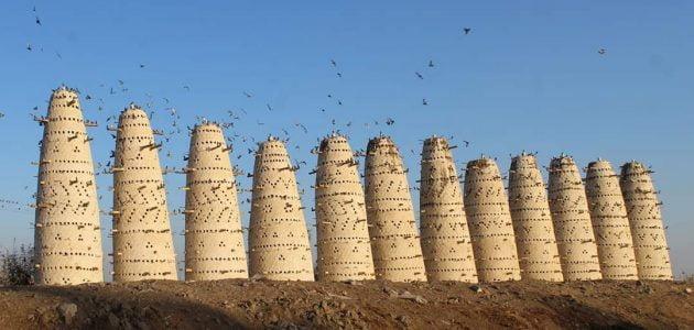 مشروع برج حمام في الكويت