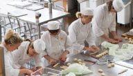 مشروع تدريس الطبخ في السويد