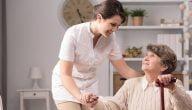 مشروع دار رعاية المسنين الغير طبي في السويد