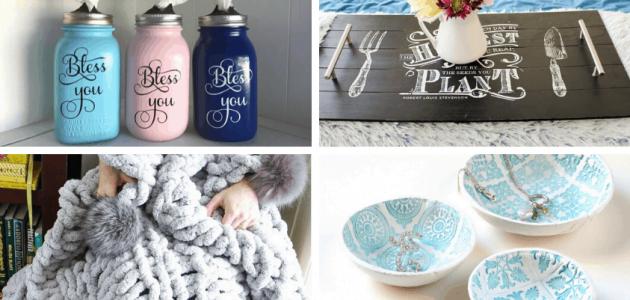 مشروع بيع الأعمال اليدوية في السويد