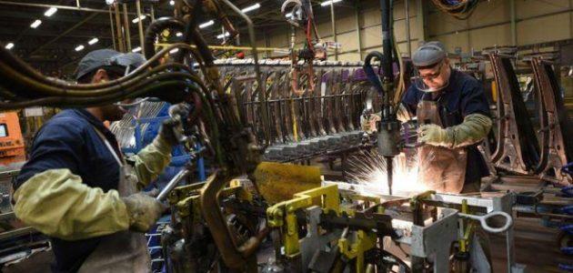 ما هي الصناعة في المملكة المتحدة
