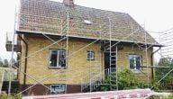 مشروع تجديد المنازل في السويد