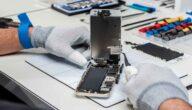 معلومات عن صيانة الهواتف المحمولة