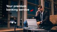 خدمة كبار العملاء في البنك الأهلي VIP