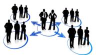 شرح مصادر الصراع التنظيمي