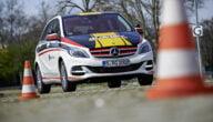 مشروع مدرسة لتعليم قيادة السيارات في ألمانيا