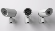 ما هي كاميرات المراقبة المتوفرة في مجال التقنية
