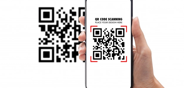 طريقة انشاء باركود Qr Code 3