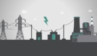 كيف تصل الكهرباء إلى بيوتنا
