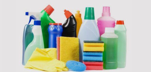 المواد الأساسية لصناعة منظف الجلي