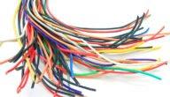 المواد الاساسية لصناعة سلك الكهرباء وأنواع الأسلاك الكهربائية